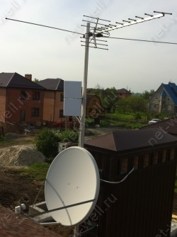Фото 4G антенна Ростов Изумруд