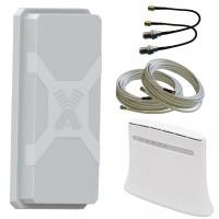 Комплект Nitsa 5F MIMO 2х2 + 3G/ 4G Wi-Fi роутер