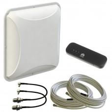 Комплект Petra BB 75 MIMO + USB Wi-Fi модем Huawei e8372m