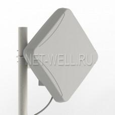 3G/ 4G антенна PETRA BB MIMO 2x2 UniBox