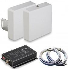 Комплект для усиления сотовой связи и Интернета KRD1800-2100