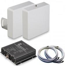 Комплект для усиления сотовой связи и Интернета KRD900-1800-2100