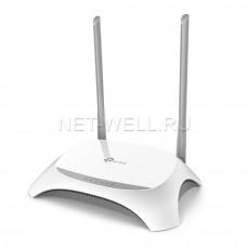 TP-LINK TL-WR842N Wi-Fi роутер для 3G/ 4G модема.