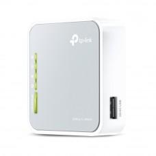 TP-LINK TL-MR3020 компактный Wi-Fi роутер