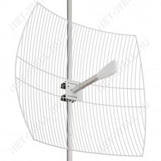 3G/ 4G параболическая антенна 27 dB