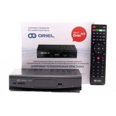 DVB-T2 приставка (ресивер) Oriel 963