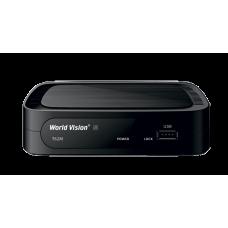 DVB-T2 приставка (ресивер) World Vision t62m