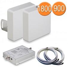 Комплект для усиления сотовой связи KRD900-1800