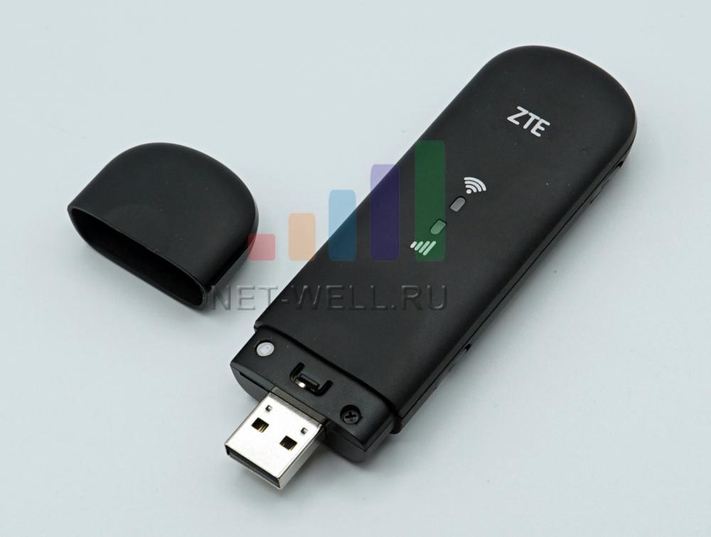 USB разъем на модеме