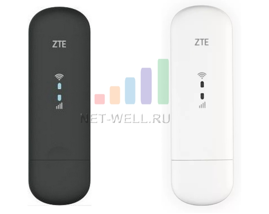 Два цвета моедма с Wi-Fi ZTE 79RU